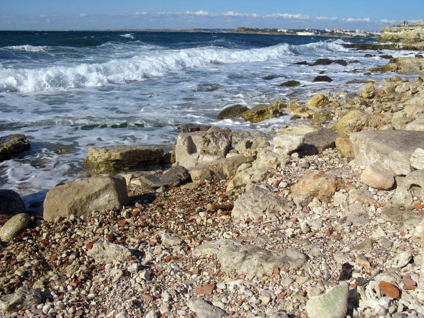 херсонес пляжи фото
